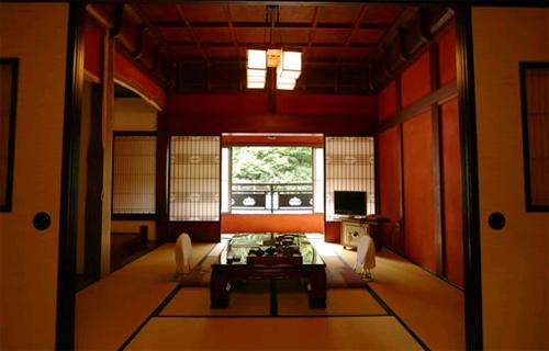 伝統の宿 古山閣/客室