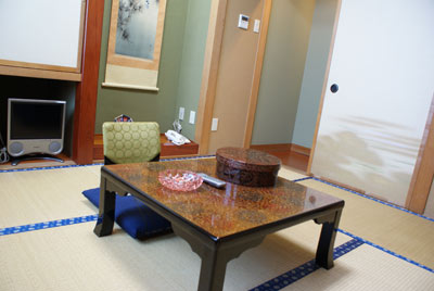 斎栄旅館/客室