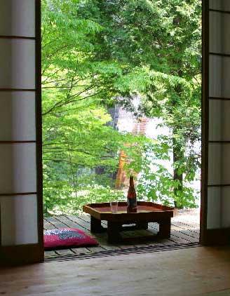 滝見温泉 滝見の家/客室