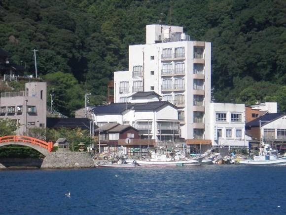 海の四季を愛でる宿 東光ホテル/外観