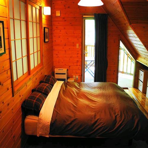 BIG BEAR CHALETS(ビッグベア シャレー)/客室