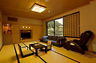 船山温泉/客室