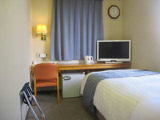 ビジネスホテル林荘/客室