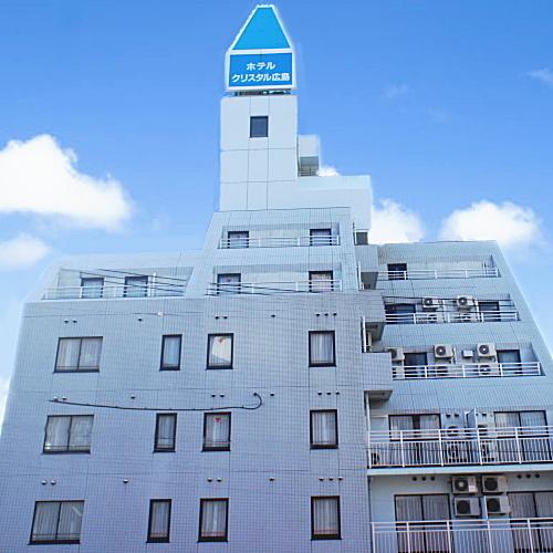 ホテルクリスタル広島/外観