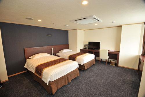 ホテル マリンワールド/客室