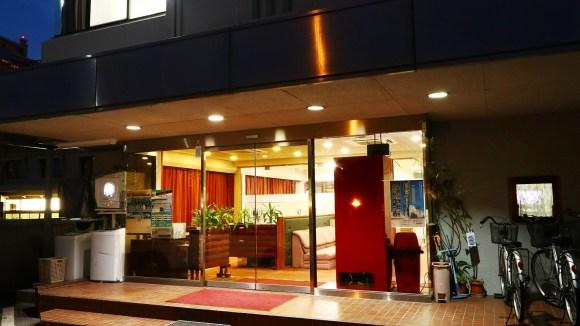 ホテル平安<群馬県>/外観