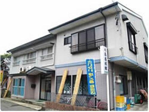 川島屋旅館/外観