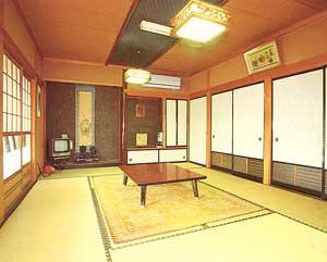 お宿 萬里(ばんり)/客室