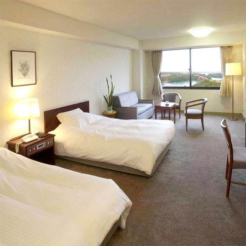 伊勢志摩ロイヤルホテル(2018年4月1日から ホテル&リゾーツ 伊勢志摩)/客室
