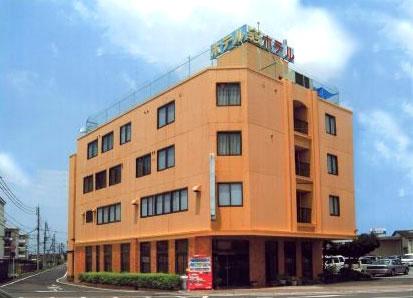 ビジネスホテル よし川/外観
