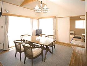 紀州鉄道軽井沢ホテル しゃくなげ館/客室