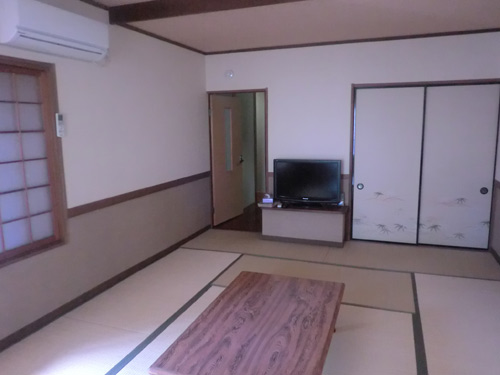 日間賀島 民宿 庄次郎/客室