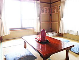 海辺の民宿八嶋荘/客室