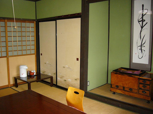 角地蔵尊お告げの湯 神梅館/客室