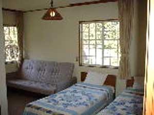 ペンション アリスのシャンピニオン/客室