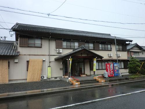 料理旅館 濃秀館/外観