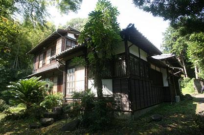 湯河原 清光園 旧井上馨別邸の宿/外観
