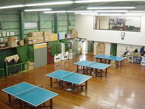 いわき卓球センター/客室