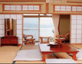 旅館 森山荘/客室