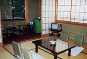 四季の宿天山荘/客室