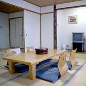 八尾天然温泉 八尾グランドホテル/客室