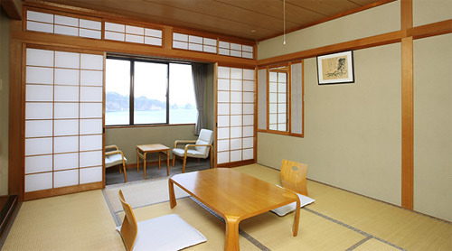 ホテル羅賀荘/客室