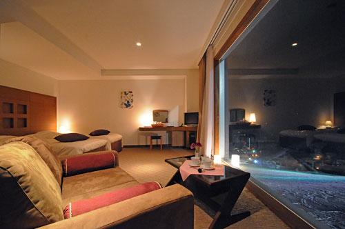 【新幹線付プラン】ホテル シェラリゾート(びゅうトラベルサービス提供)/客室