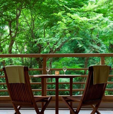 【特急列車付プラン】箱根小涌谷温泉 水の音(びゅうトラベルサービス提供)/客室