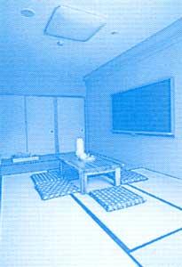 スターフォレスト利賀/客室