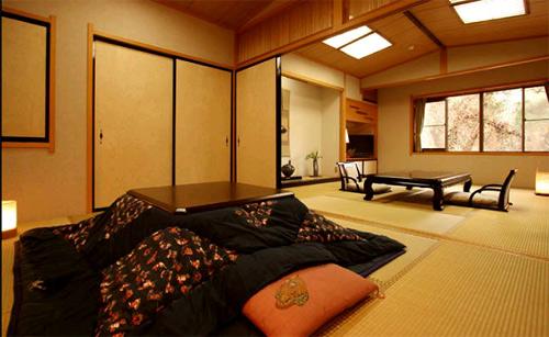 磯部温泉 せせらぎの湯 桜や作右衛門/客室