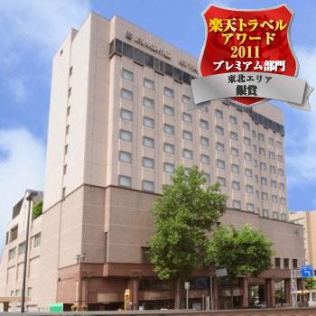【新幹線付プラン】ホテルメトロポリタン盛岡ニューウイング(びゅうトラベルサービス提供)/外観