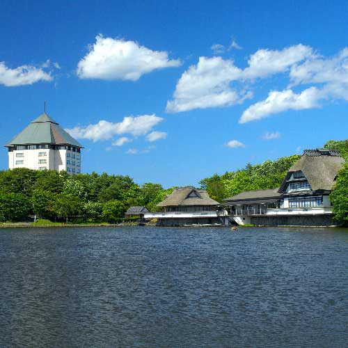 【新幹線付プラン】星野リゾート 青森屋(びゅうトラベルサービス提供)/外観