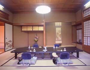 古串屋/客室