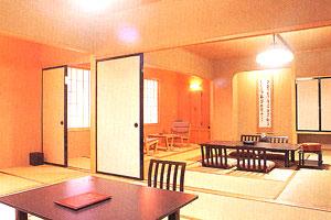 【新幹線付プラン】鶯宿温泉 ホテル偕楽苑(びゅうトラベルサービス提供)/客室