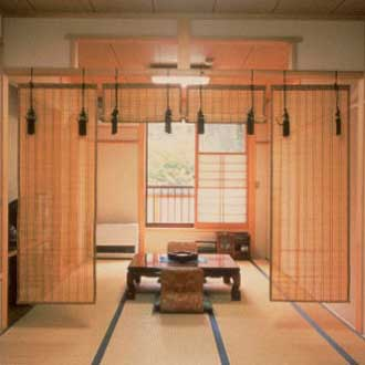 【特急列車付プラン】四万温泉 平成の旅籠なかざわ旅館(びゅうトラベルサービス提供)/客室