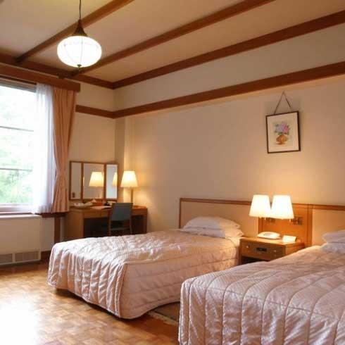 【新幹線付プラン】日光金谷ホテル(びゅうトラベルサービス提供)/客室