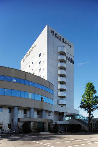 【新幹線付プラン】乃木温泉ホテル(びゅうトラベルサービス提供)/外観
