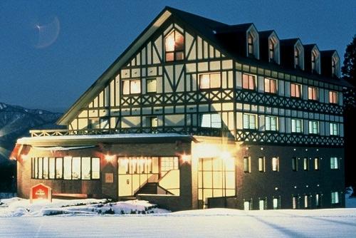 【新幹線付プラン】白馬 山のホテル(びゅうトラベルサービス提供)/外観