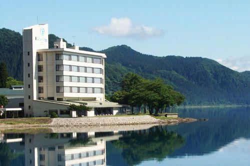 【新幹線付プラン】田沢湖ローズパークホテル(びゅうトラベルサービス提供)/外観