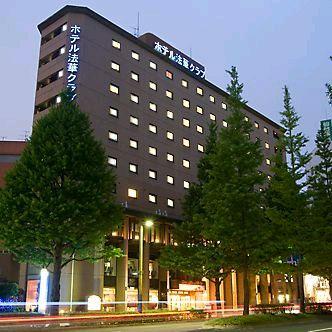 【新幹線付プラン】ホテル法華クラブ仙台(びゅうトラベルサービス提供)/外観