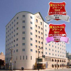 【新幹線付プラン】ホテルJALシティ青森(びゅうトラベルサービス提供)/外観