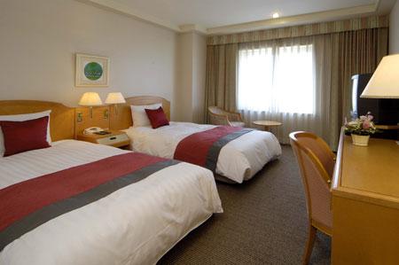 【新幹線付プラン】ホテルJALシティ青森(びゅうトラベルサービス提供)/客室