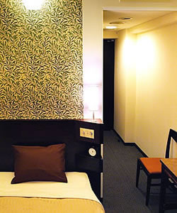 【新幹線付プラン】八戸ワシントンホテル(びゅうトラベルサービス提供)/客室