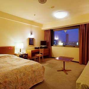 【新幹線付プラン】八戸グランドホテル(びゅうトラベルサービス提供)/客室