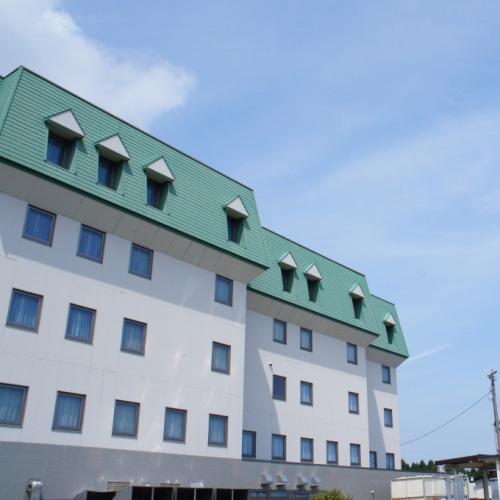 【新幹線付プラン】フォルクローロ大湊<JR東日本ホテルズ>(びゅうトラベルサービス提供)/外観