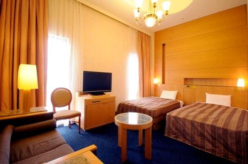 【特急列車付プラン】いわきワシントンホテル椿山荘(びゅうトラベルサービス提供)/客室
