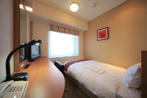 【新幹線付プラン】アートホテル新潟駅前(旧ホテルラングウッド新潟)(びゅうトラベルサービス提供)/客室