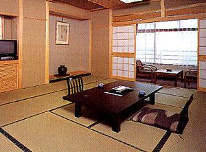 【特急列車付プラン】いわき湯本温泉 ホテル美里(びゅうトラベルサービス提供)/客室