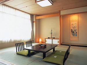 【特急列車付プラン】華やぎの章 慶山(びゅうトラベルサービス提供)/客室