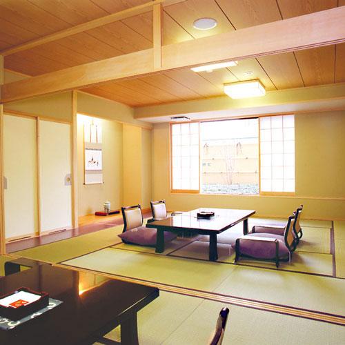 【特急列車付プラン】石和名湯館 糸柳(びゅうトラベルサービス提供)/客室